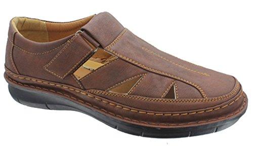 Aldo-Rossini-Mens-Hudson-1-Vegan-Leather-Fisherman-Sandal