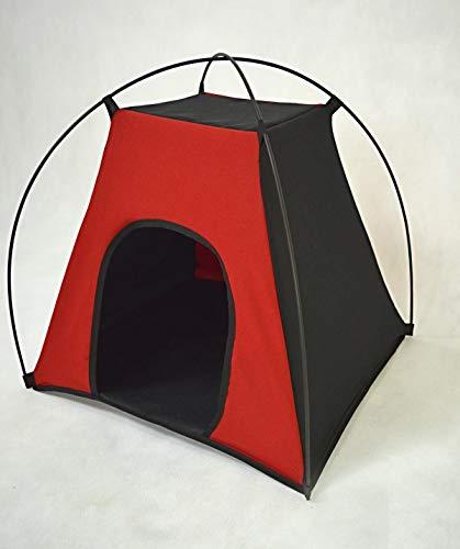 Barraca Camping para Gatos Tubline