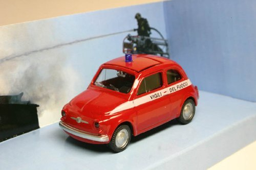 Mondo Motors 1/43 Fiat 500 Vijiri del ()