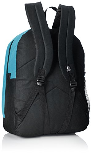 Backpack Compartment Double Everest One Gray Main Size Turquoise Dark qEtq6w