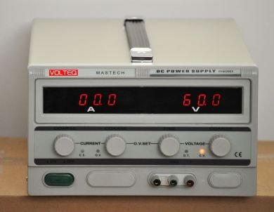 Volteq Regulated Variable Switching DC Power Supply HY6020EX 60V 20A Over Voltage Protection