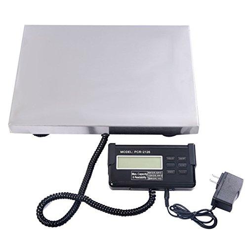UBRTools-440-lbs-x-0-1-Lb-Digital-Floor-Bench-Platform-Postal-Scale-KGLBOZ-200Kg