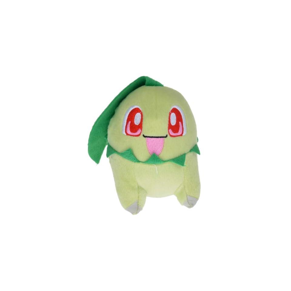 "6"" Pokemon Character Chikorita Chicorita Soft Stuffed Figure Plush Toy Doll Toys & Games"