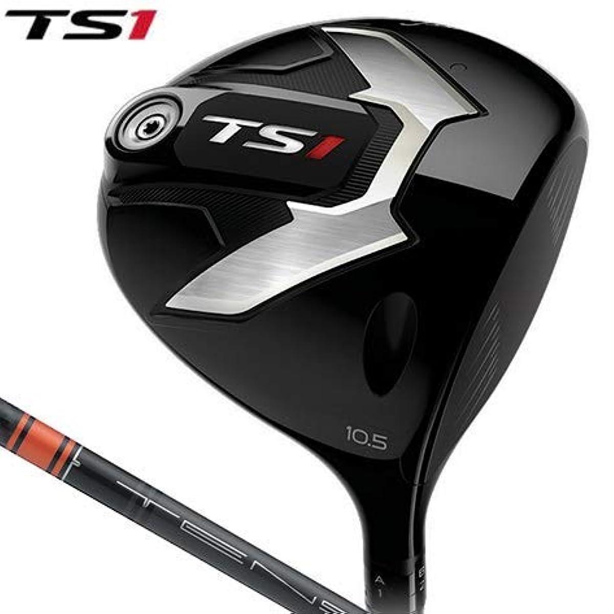 [해외] TITLEIST(퍼터이틀리스트) TS1 드라이어이버 TENSEI CK PRO ORANGE 60 (텐세이CK프로 오렌지60) 카본 샤프트 맨즈 골프 클럽 오른손잡이용