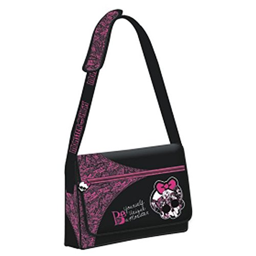 Monster High, Borsa a spalla donna 27 x 38 x 10 cm