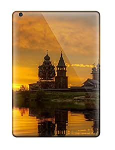 irene karen katherine's Shop New Style 7360236K91586452 Durable Protector Case Cover With Church Hot Design For Ipad Air