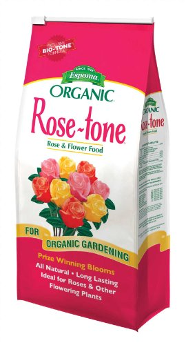 Espoma RT4 4-Pound Rose-Tone 4-3-2 Plant Food (Best Feed For Roses)