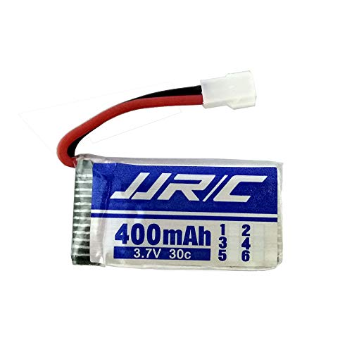 -  Orcbee  _1 Pcs JJRC H31 RC Quadcopter Drone Spare Parts 3.7V 400mAh Lipo Battery