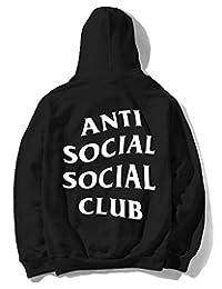 Mars NY Unisex Antisocial Social Club Hoodie Kanye West Hoodie
