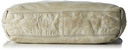 Think! Damen Bag Schultertasche, 6x30x32 cm Beige (Sand 38)