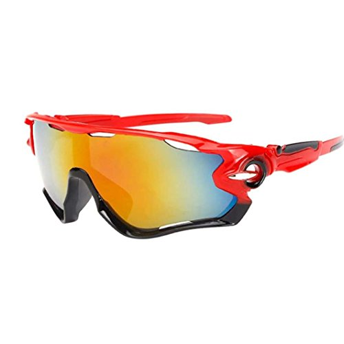 Fullfun Robesbon Outdoor Sports Goggles Bicycle Polarized Sunglasses - Sunglasses Gear I