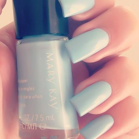 Mary Kay Nail Lacquer Blue (Mary Kay Nail)