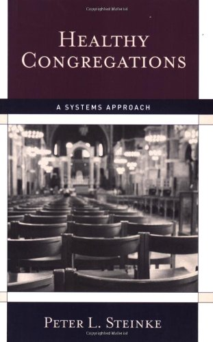 Healthy Congregations: A Systems Approach, Books Central