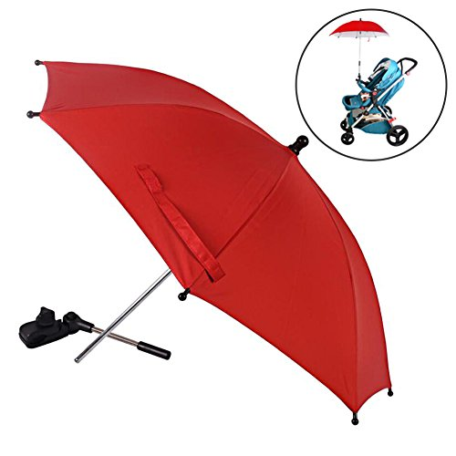 Adjustable Stroller Shade - 9
