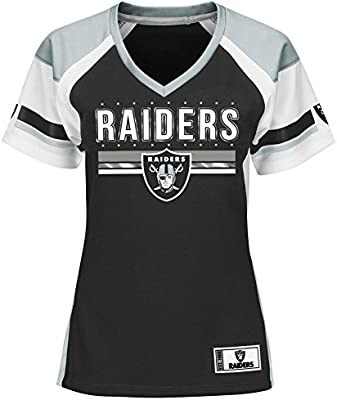 oakland raiders womens shirts