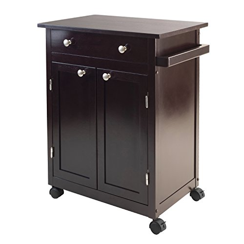 Winsome 92626 Savannah Kitchen, Espresso ()