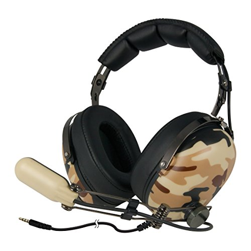 🥇 ARCTIC P533 Military – Auriculares estéreo Gaming