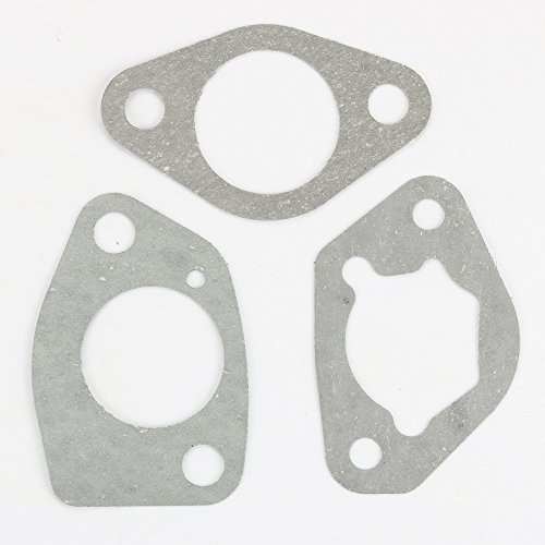 Harbot (Pack of 5) Replace Carburetor Gasket for HONDA GX340 GX390 Engine
