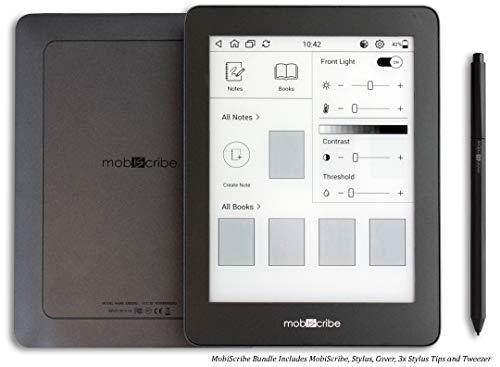 MobiScribe 6'8 E-Ink Tablet Bundle