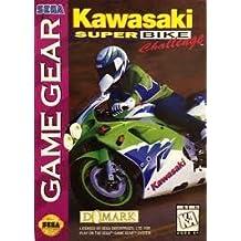 Kawasaki SuperBike Challenge - Sega Game Gear Video Game