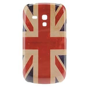 Retro Style UK National Flag Pattern Hard Case for Samsung Galaxy S3 Mini I8190