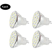 Best Gu4 Led Bulbs 2019 Complete Guide My Dimmer Switch