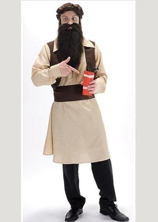 Taliban Terrorist Desert Warrior Costume (disfraz): Amazon ...