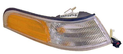 Depo 331-1526L-US Ford Crown Victoria Driver Side Replacement Parking/Side Marker Lamp Unit
