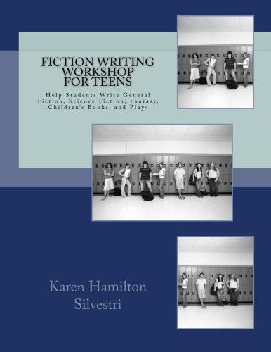 Fiction Writing Workshop for Teens: Review and Practice Worksheets ...