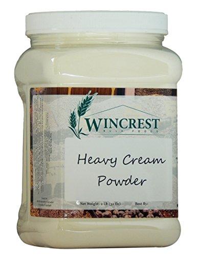 Heavy Powder - Heavy Cream Powder - 2 Lb Economy Size Tub