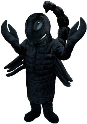 Mask U.S. Desert Scorpion Mascot Costume]()