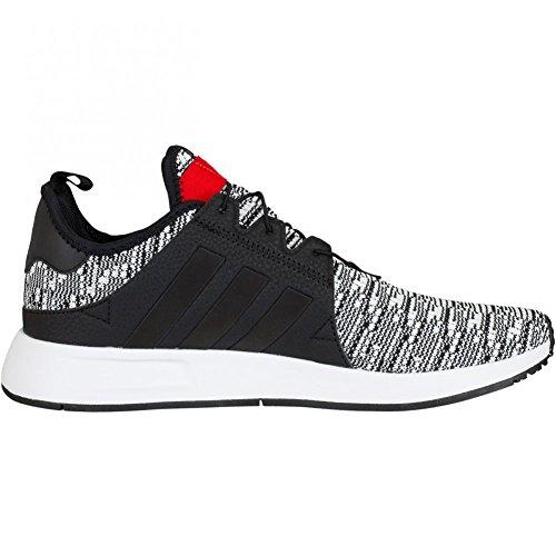 Adidas Originals Sneaker X PLR Schwarz/Schwarz/Rot Schwarz/Rot