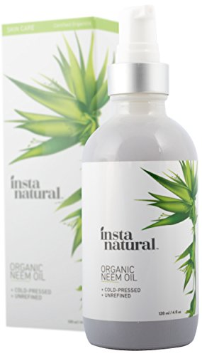 InstaNatural Organic Neem Oil Certified