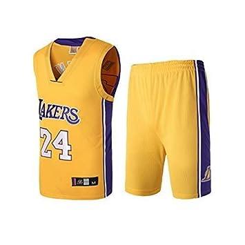 Jerseys de Baloncesto for Hombre Kobe Bryant Jerseys de Baloncesto ...
