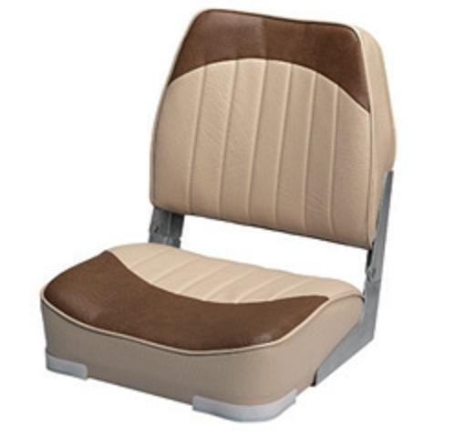 Wise Economy Low Back Seat (Sand/Brown)
