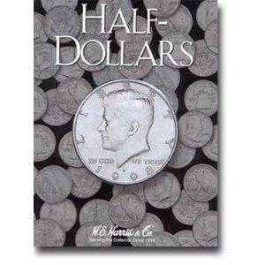 Harris Blank Half Dollar Folder #2698