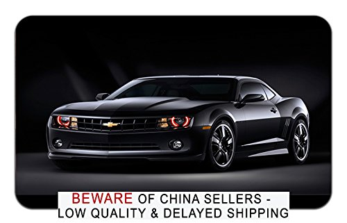 Chevy Camaro Car Stylish Playmat Mousepad (24 x 14) Inches [MP] Chevy - 7 Camaro