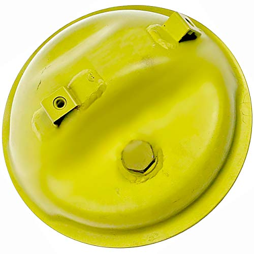 (APDTY 141382 Rear Differential Axle Housing Cover w/Drain Fill Hole Fits 1996-2002 Toyota 4Runner or 1995-2004 Toyota Tacoma (Repairs 42110-35680, 42110-35681, 42110-35700, 42110-35701, 42110-35710))