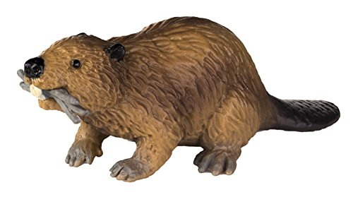 Safari Ltd Wild Safari North American Wildlife Beaver - Wildlife Beaver