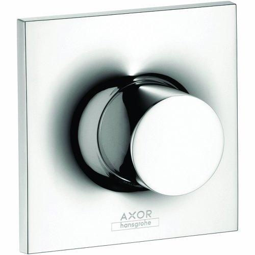 Axor 18974001 Massaud Volume Control Trim in Chrome (Massaud Volume Control)