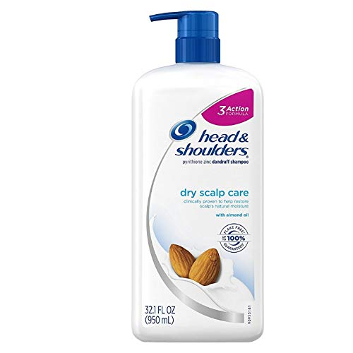 Head and Shoulders Dry Scalp, Almond Oil