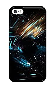 Brand New 5/5s Defender Case For Iphone (best Awesome Cosmos Space)