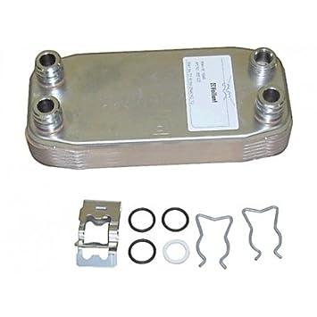 Wärmetauscher Platten Kessel VAILLANT VMW 24/280 – 5 R1 65107 ...