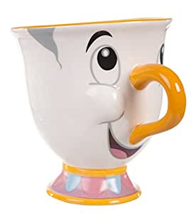 Disney Beauty And The Beast Chip Mug