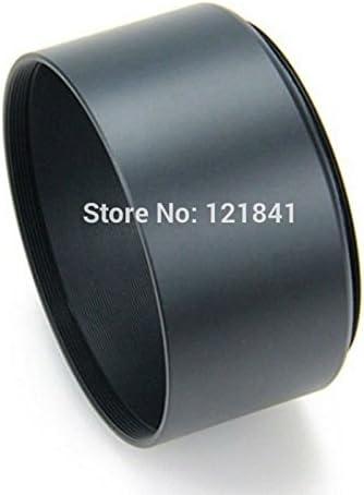 TM 82mm Metal Lens Hood Standard Long Focus Telephoto 82 mm Lens Hood For Sony Canon Nikon Olympus Pentax SLR Camera Akimgo