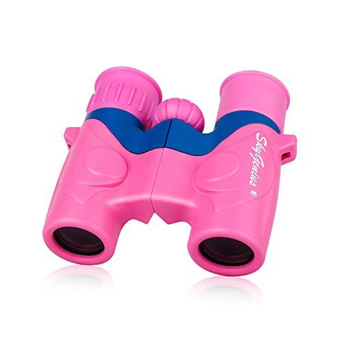 🥇 SkyGenius Kids Binoculars for 3-12 Years Old