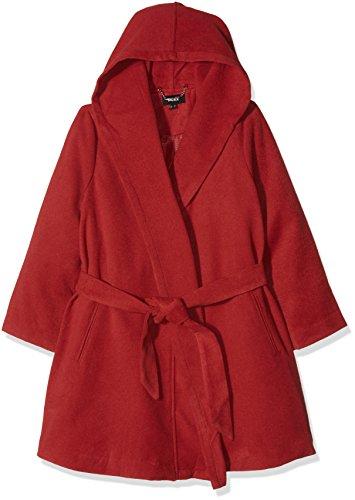 Coat Rosewood para Abrigo Rojo Mexx Women Mujer Hx4nqCY