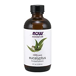 NOW  Eucalyptus Essential Oil, 4-Ounce