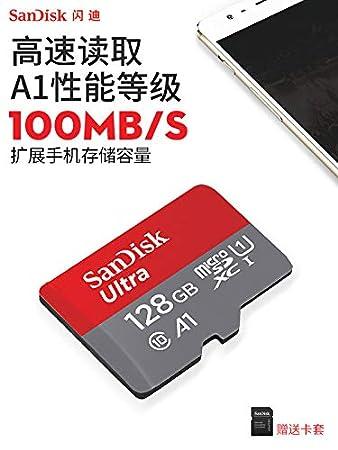 Amazon.com: SanDisk - Tarjeta de memoria para teléfono móvil ...