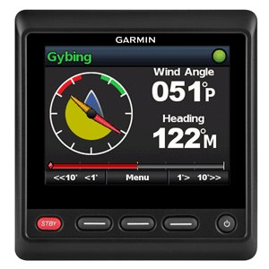 - Garmin Ghc 20 Marine Autopilot Control Display Unit